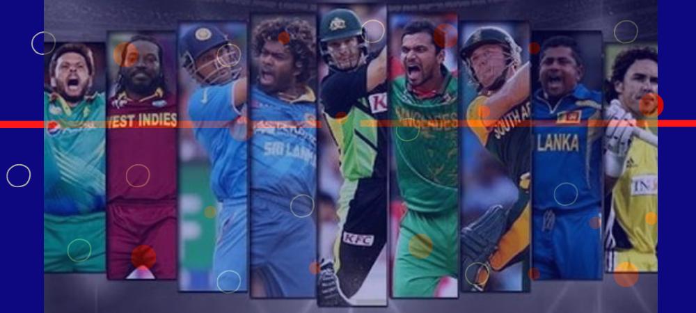 क्रिकेट के क्षेत्र में सर्वश्रेष्ठ टीम