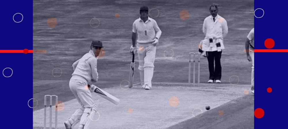 दुनिया का पहला क्रिकेट मैच